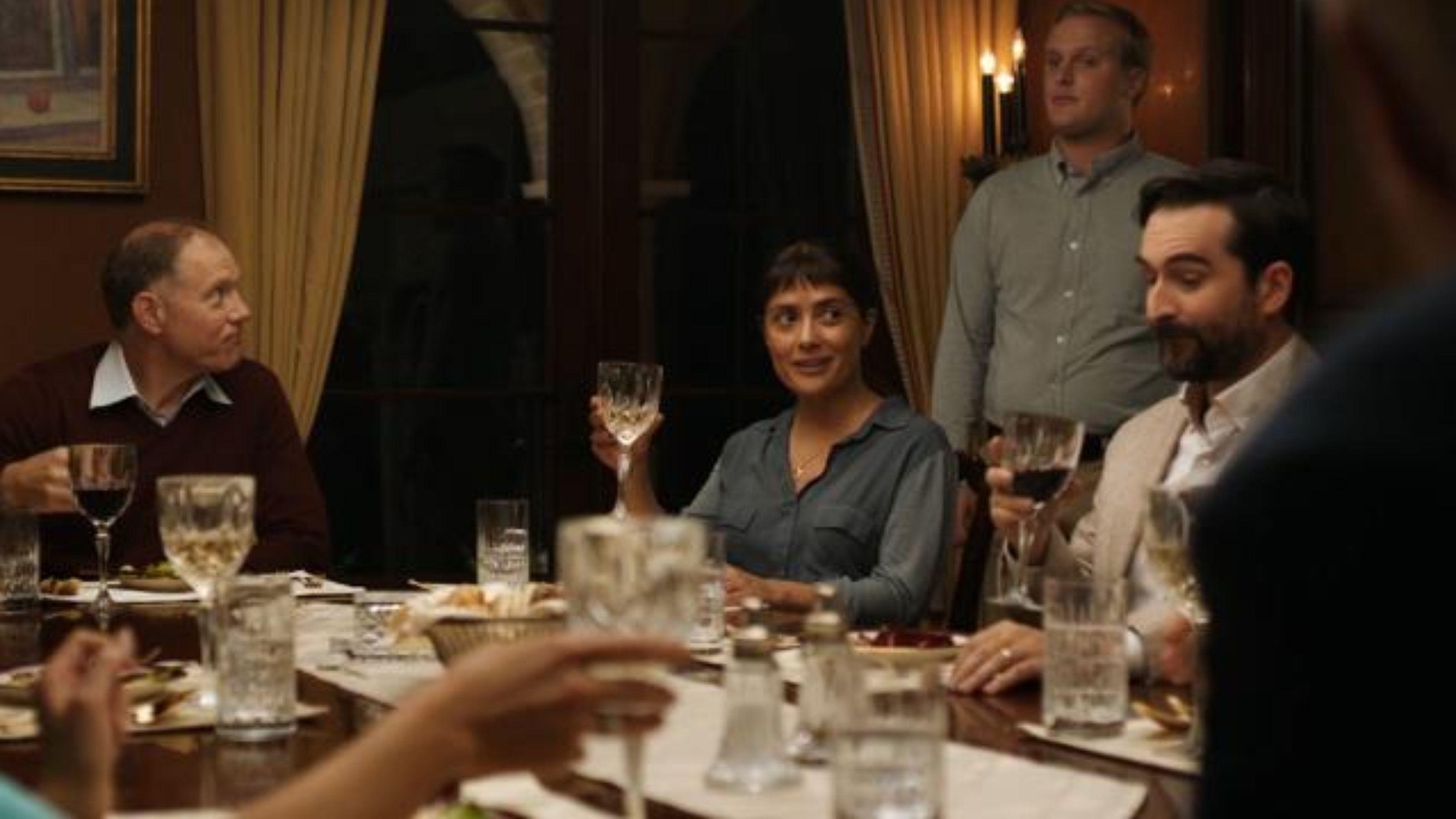 The Dinner Trailer  Trailer Beatriz at Dinner