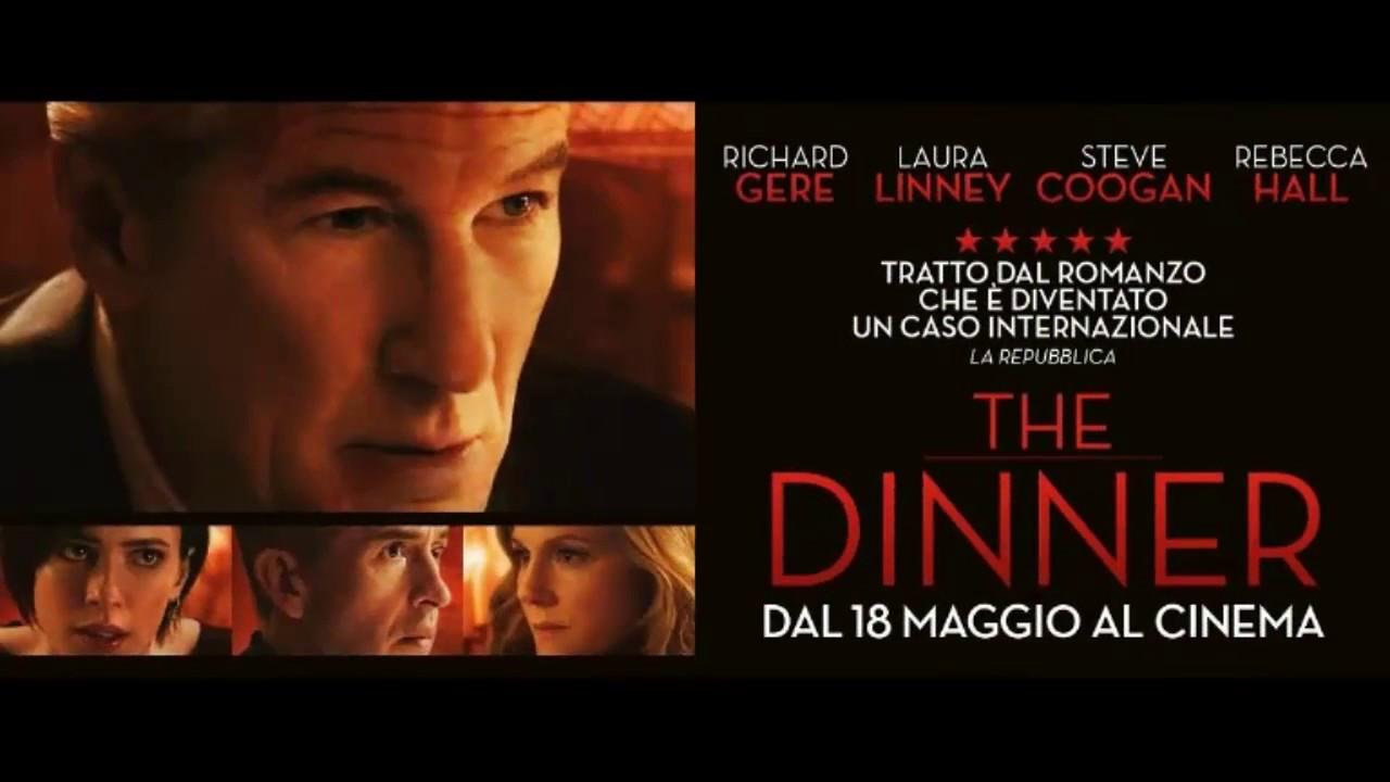 The Dinner Trailer  The dinner di Oren Moverman USA 2017 trailer italiano