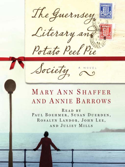 The Guernsey Literary And Potato Peel Pie Society Book  Darlene s Book Nook AUDIOBOOK REVIEW The Guernsey