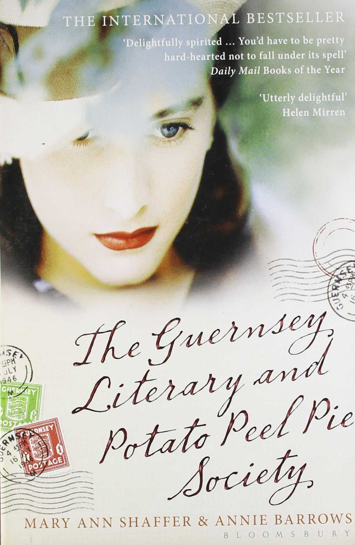 The Guernsey Literary And Potato Peel Pie Society Book  The unexpected list of books that make you want to travel