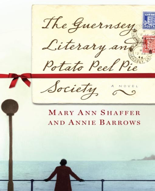 "The Guernsey Literary And Potato Peel Pie Society Book  Quick Brown Fox ""The Guernsey Literary and Potato Peel"