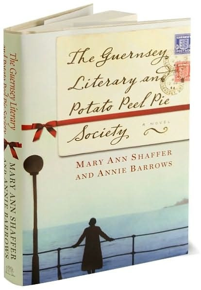 The Guernsey Literary And Potato Peel Pie Society Book  17 Best images about Books Worth Reading on Pinterest