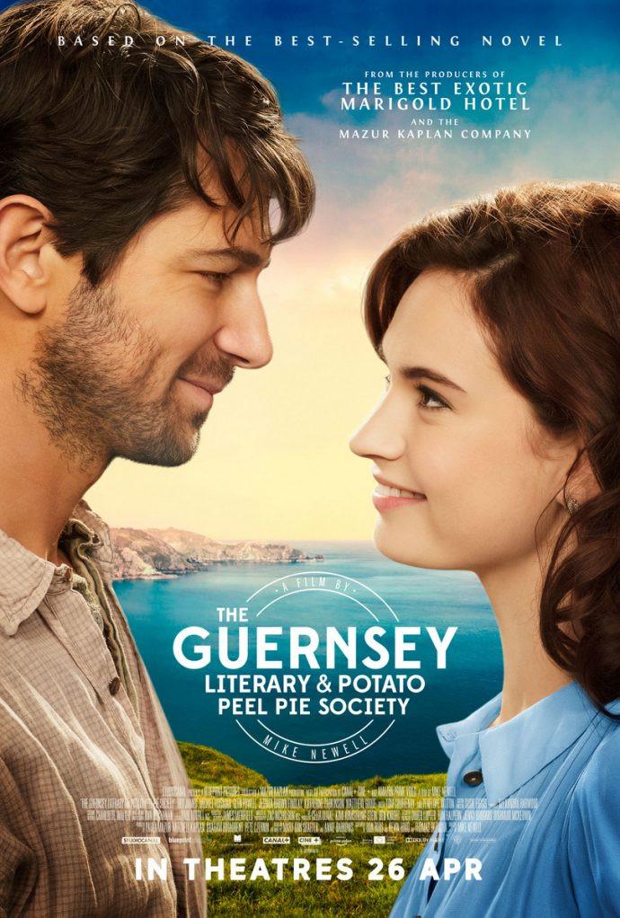The Guernsey Literary And Potato Peel Society  The Guernsey Literary and Potato Peel Pie Society 26