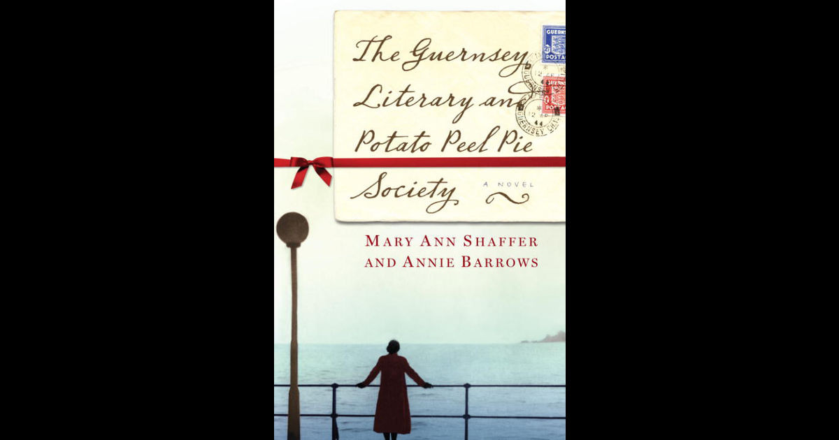 The Guernsey Literary And Potato Peel Society  The Guernsey Literary and Potato Peel Pie Society by Annie