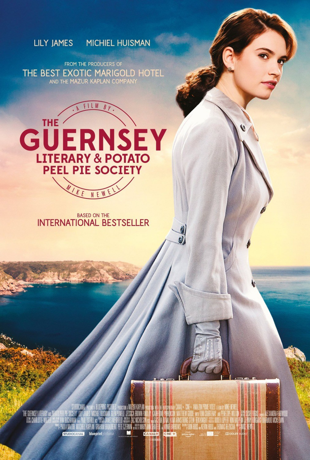 The Guernsey Literary And Potato Peel Society  The Guernsey Literary and Potato Peel Pie Society Teaser