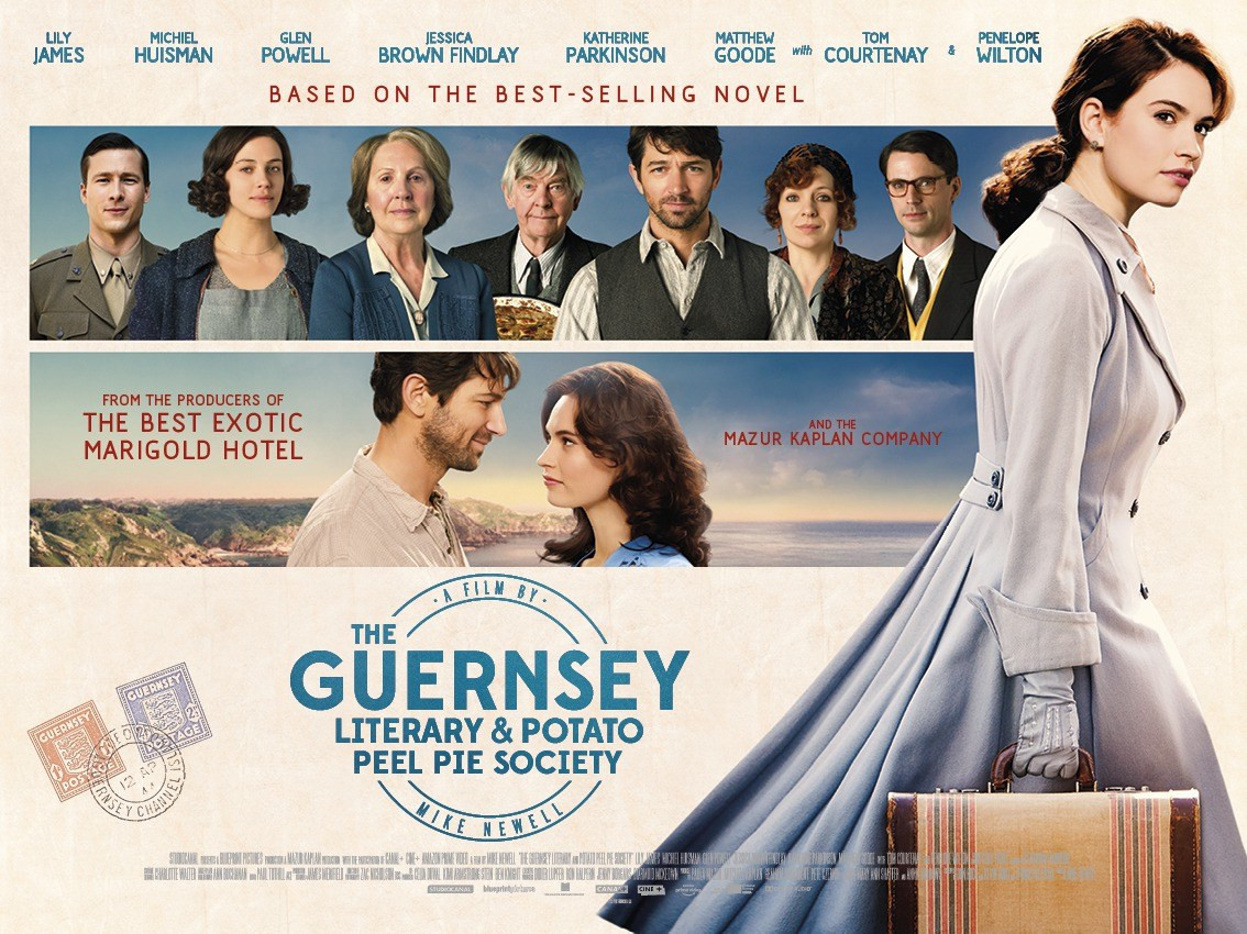 The Guernsey Literary And Potato Peel Society  Guernsey