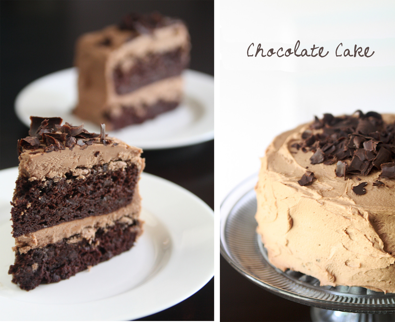 The Most Amazing Chocolate Cake  The Most Amazing Chocolate Cake…