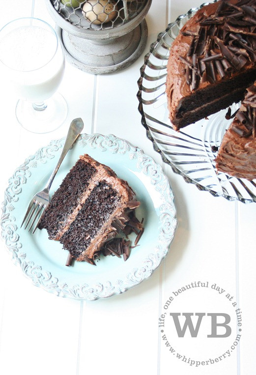 The Most Amazing Chocolate Cake  25 Decadent Cake Recipes The Cards We Drew