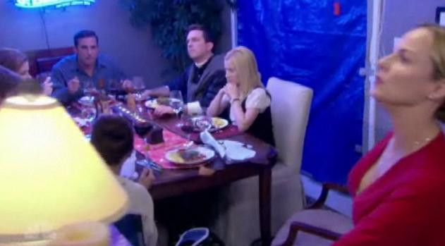 The Office The Dinner Party  Image DinnerParty Dunderpedia The fice Wiki