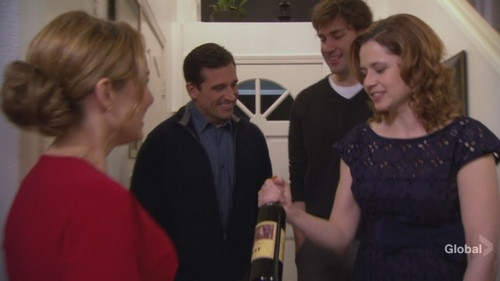 The Office The Dinner Party  The fice images The Dinner Party Screencaps HD wallpaper