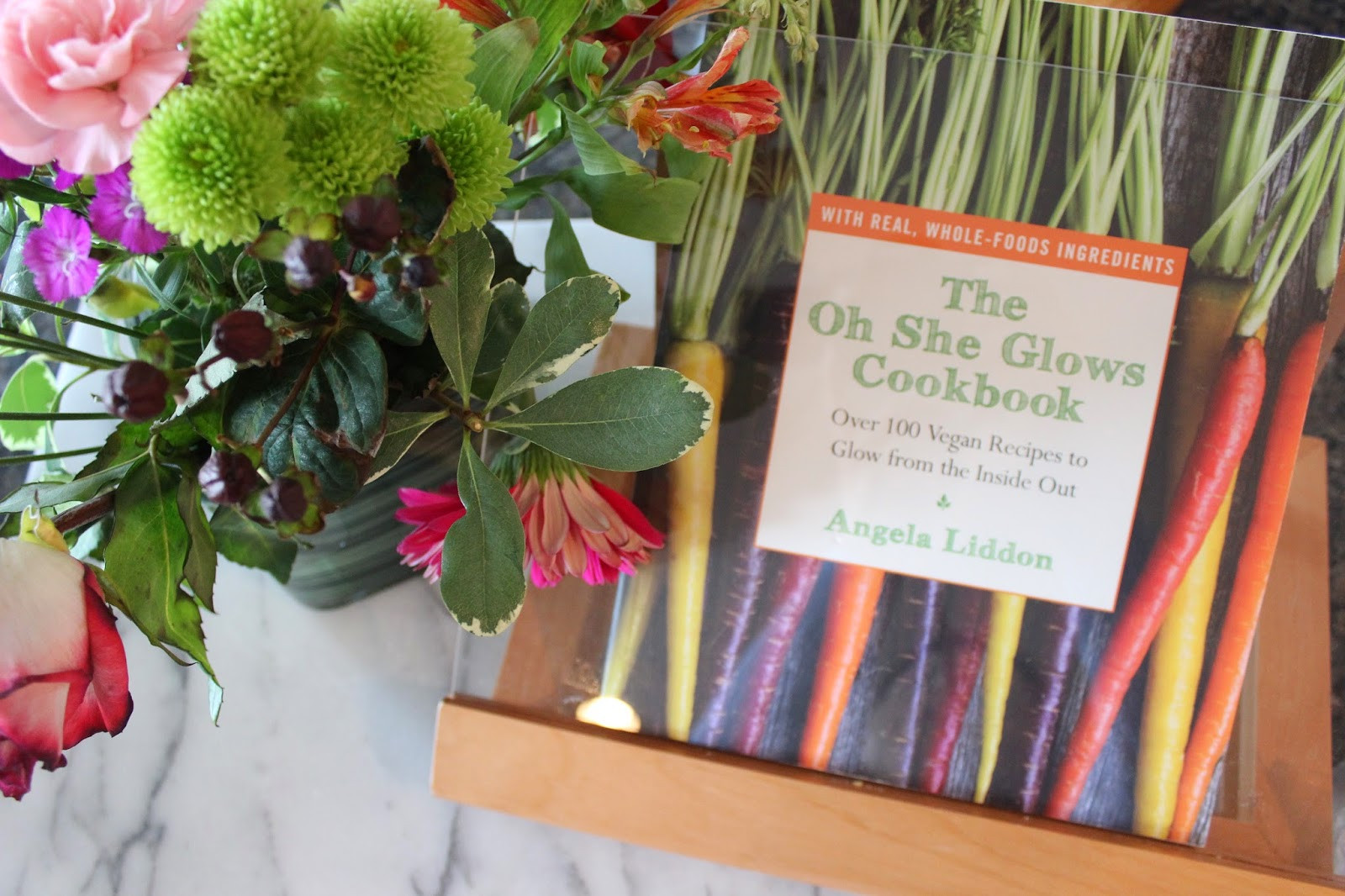 The Oh She Glows Cookbook: Over 100 Vegan Recipes To Glow From The Inside Out  Pralines and Crunches The Oh She Glows Cookbook