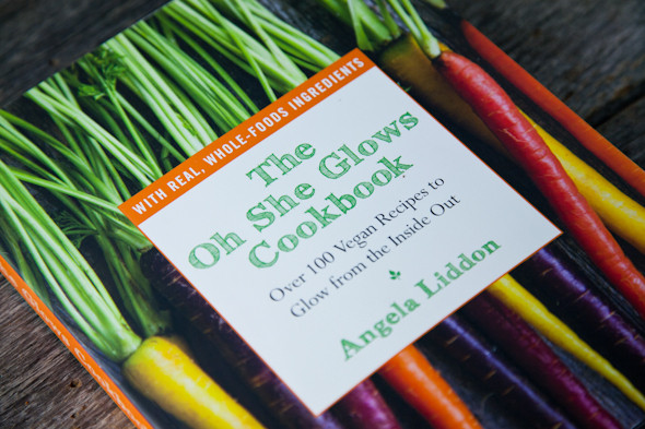 The Oh She Glows Cookbook: Over 100 Vegan Recipes To Glow From The Inside Out  The Fancy Hippie