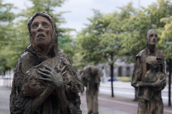 The Potato Famine  Irish Famine Women – a challenge or three