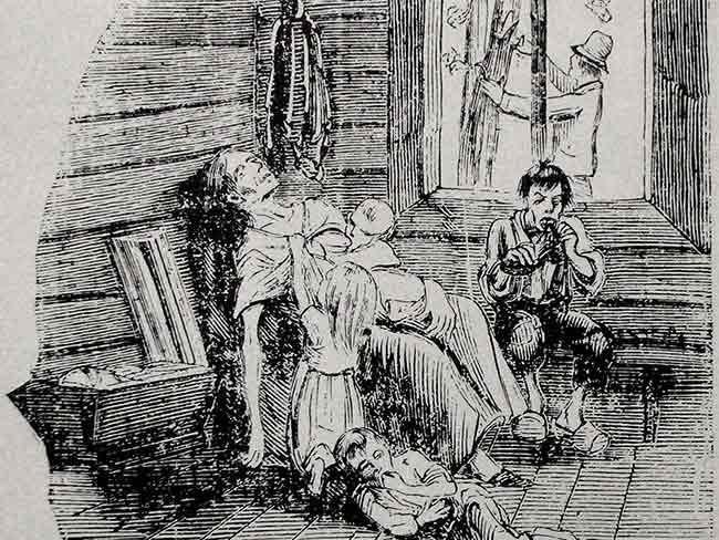 The Potato Famine  Why we should call it the Great Hunger and not the Irish