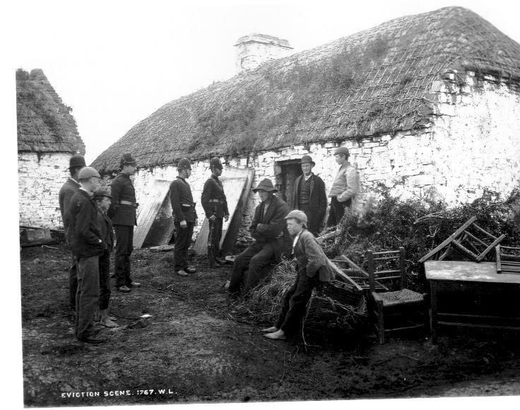 The Potato Famine  Ireland and the Potato – Irish Stu s