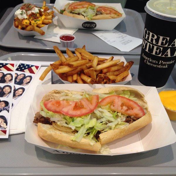The Potato Place  The Great Steak & Potato Co Sandwich Place