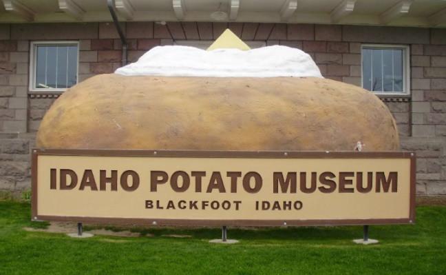 The Potato Place  Idaho Potato Museum
