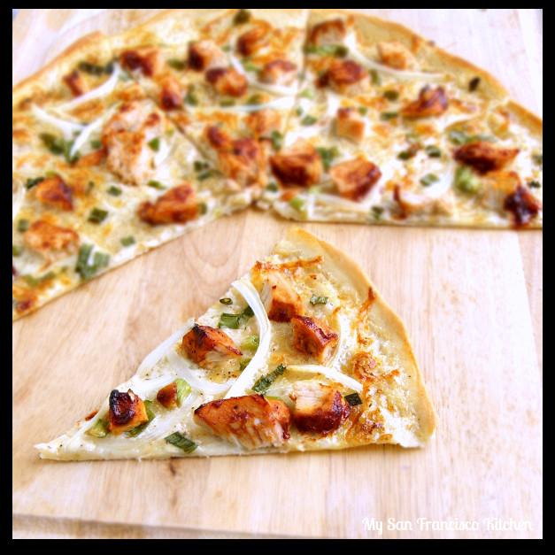 Thin Crust Pizza Dough  Thin Crust BBQ Chicken Pizza