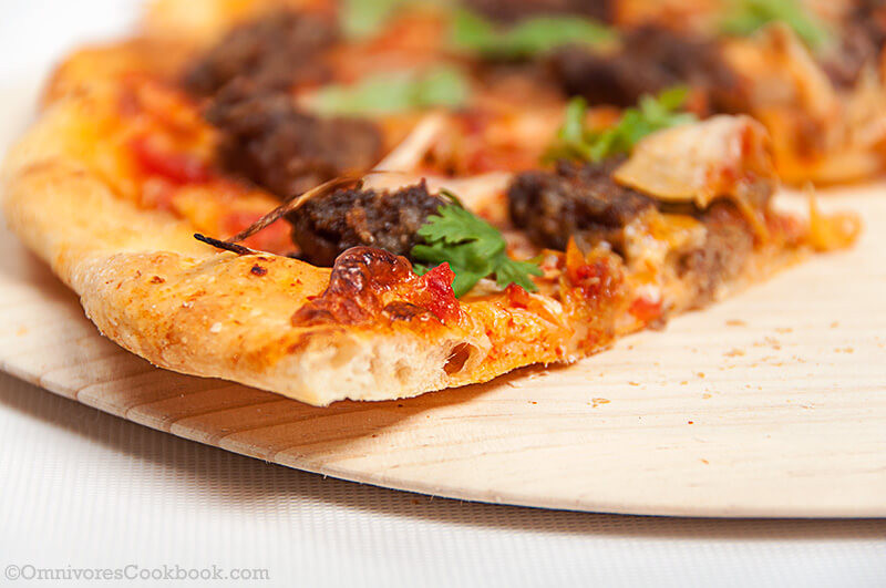 Thin Crust Pizza Dough  Homemade Thin Pizza Crust