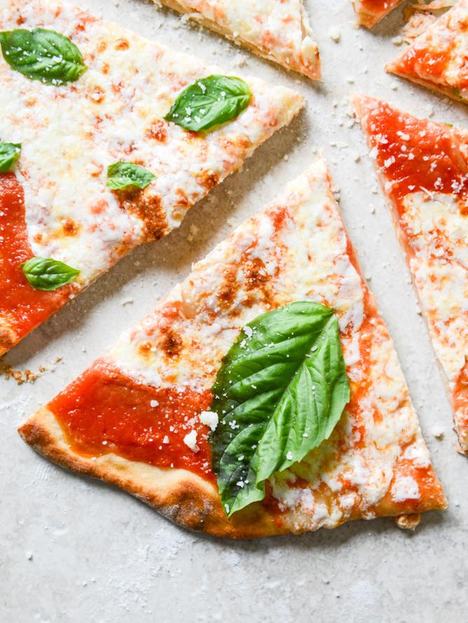 Thin Crust Pizza Dough  No Rise Thin and Crispy Pizza Crust