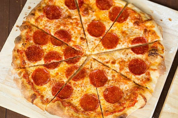 Thin Crust Pizza Dough  Thin Crust Pizza Recipe