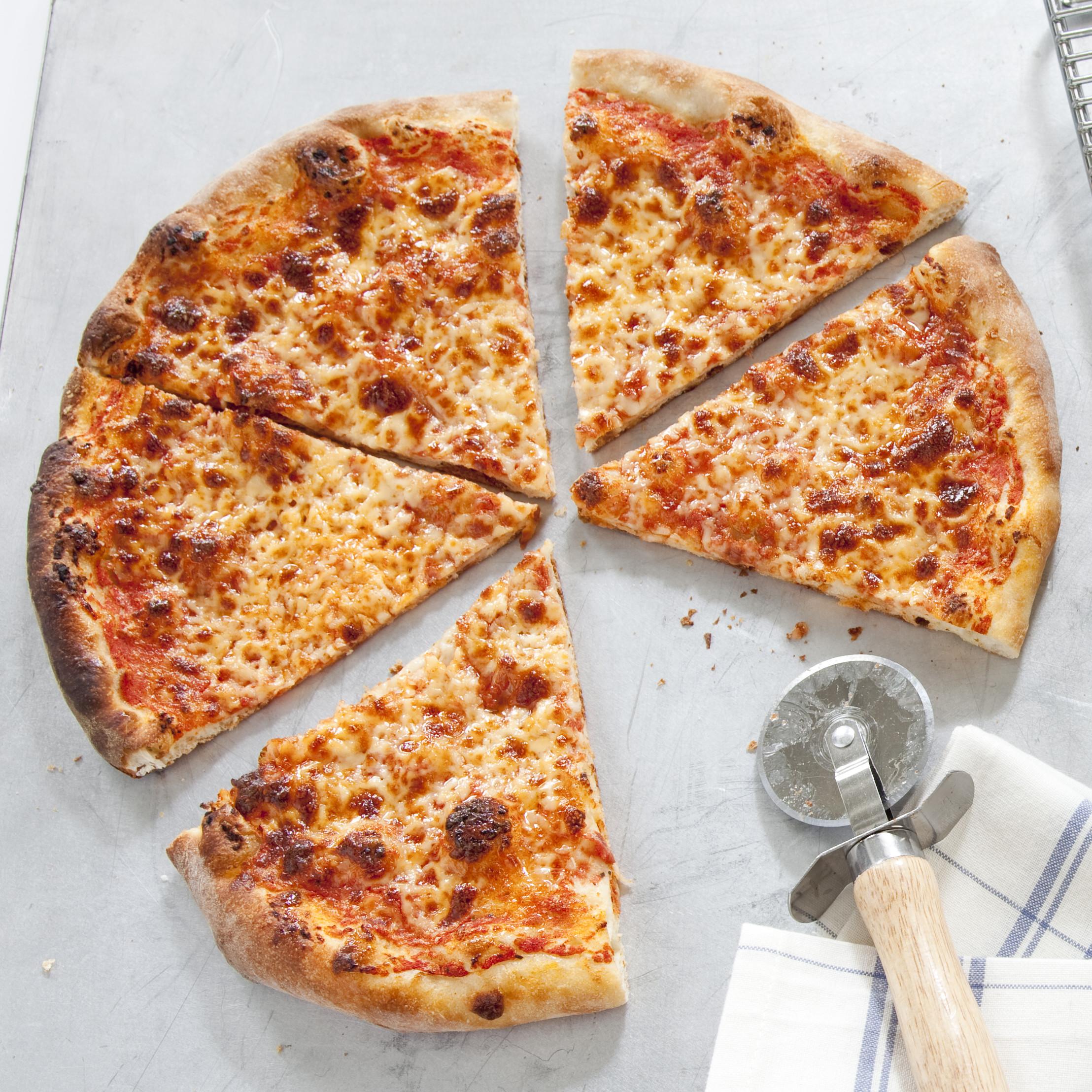Thin Crust Pizza Dough  Thin Crust Pizza
