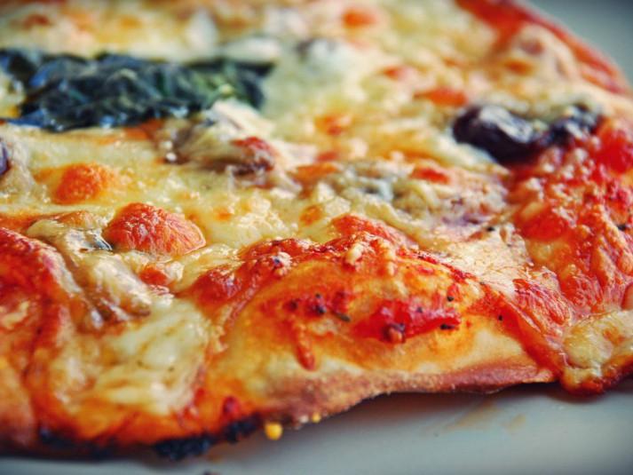 Thin Crust Pizza Dough  thin crust pizza dough recipe