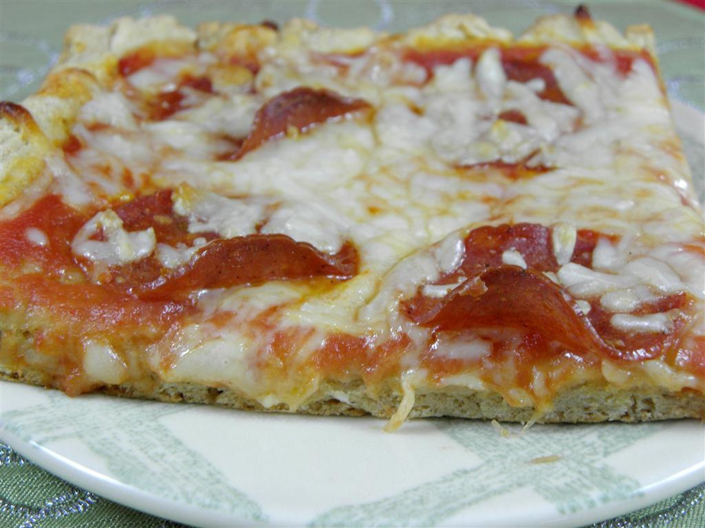 Thin Crust Pizza Dough  Whole Wheat Thin Crust Pizza Dough