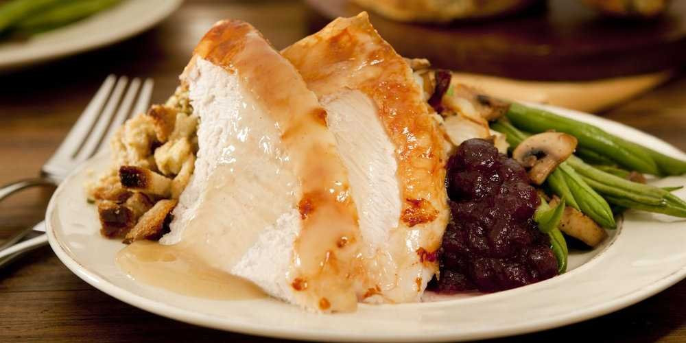 Things To Make For Dinner  Smart Thanksgiving Food Choices Business Insider