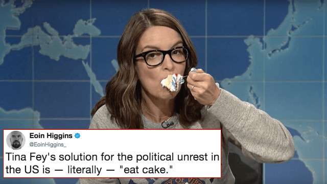Tina Fey Sheet Cake  23 Kitchen Products That Actually Might Make You Want To