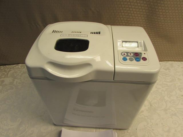 Toastmaster Bread Machine  Lot Detail BREAD MACHINE