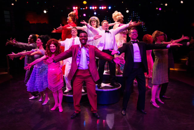 Tobys Dinner Theatre  Review Hairspray at Toby s Dinner Theatre TheatreBloom