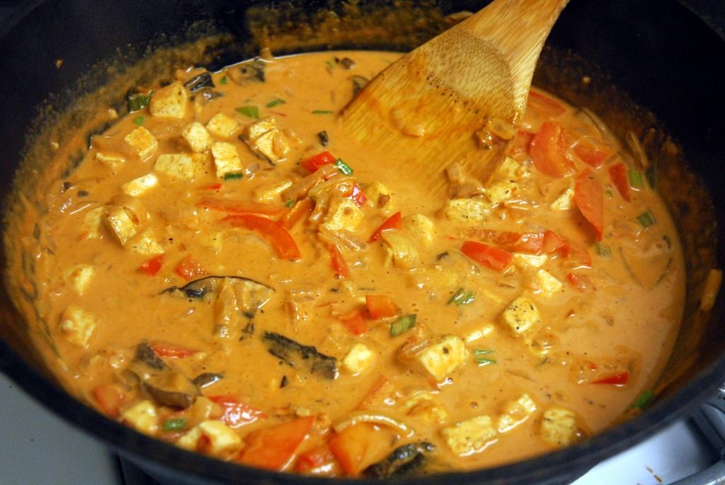 Tofu Curry Recipes  Thai Curry Tofu