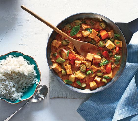 Tofu Curry Recipes  Easy and Delicious Tofu Recipes Real Simple