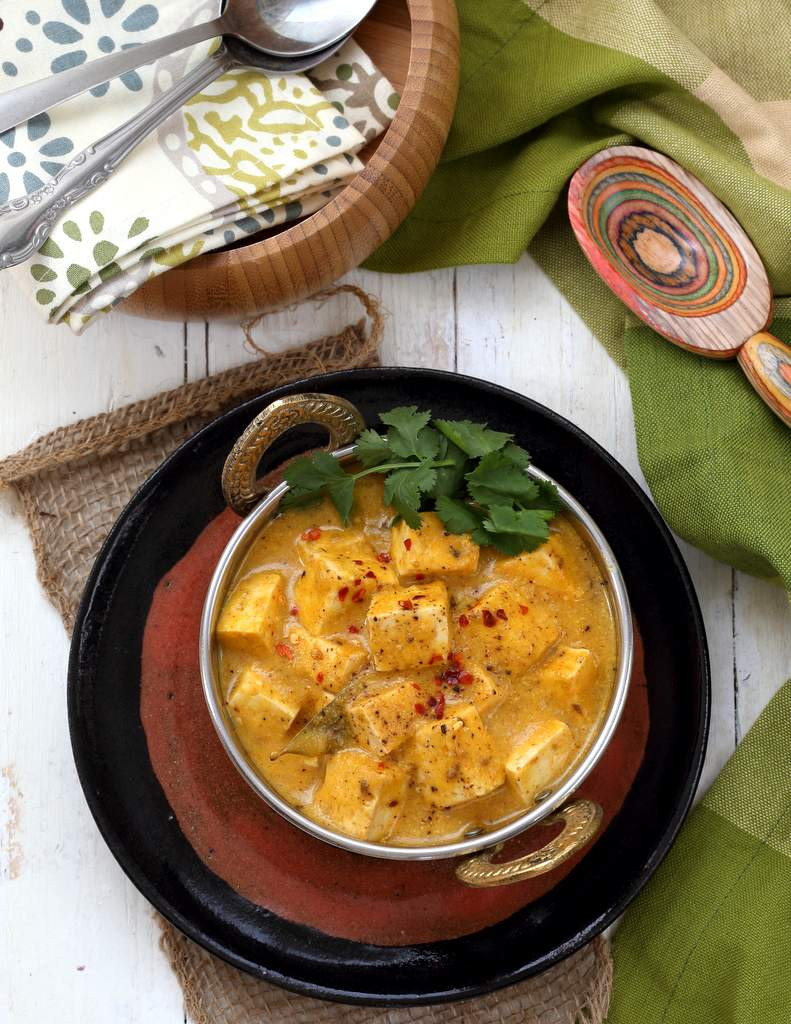 Tofu Curry Recipes  Vegan Mango Curry Tofu Vegan Richa