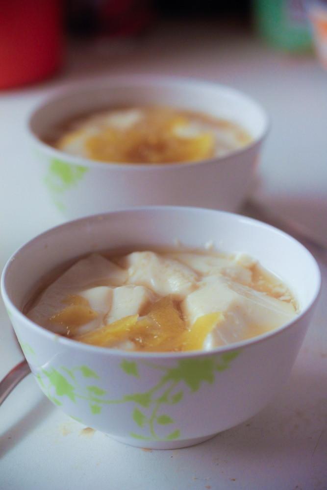 Tofu Desserts Recipes  Vietnamese Tàu Hũ or Chinese Tau Fu Fa – Sweet Silken Tofu
