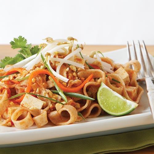 Tofu Pad Thai Recipe  Tofu Pad Thai Recipe Clean Eating