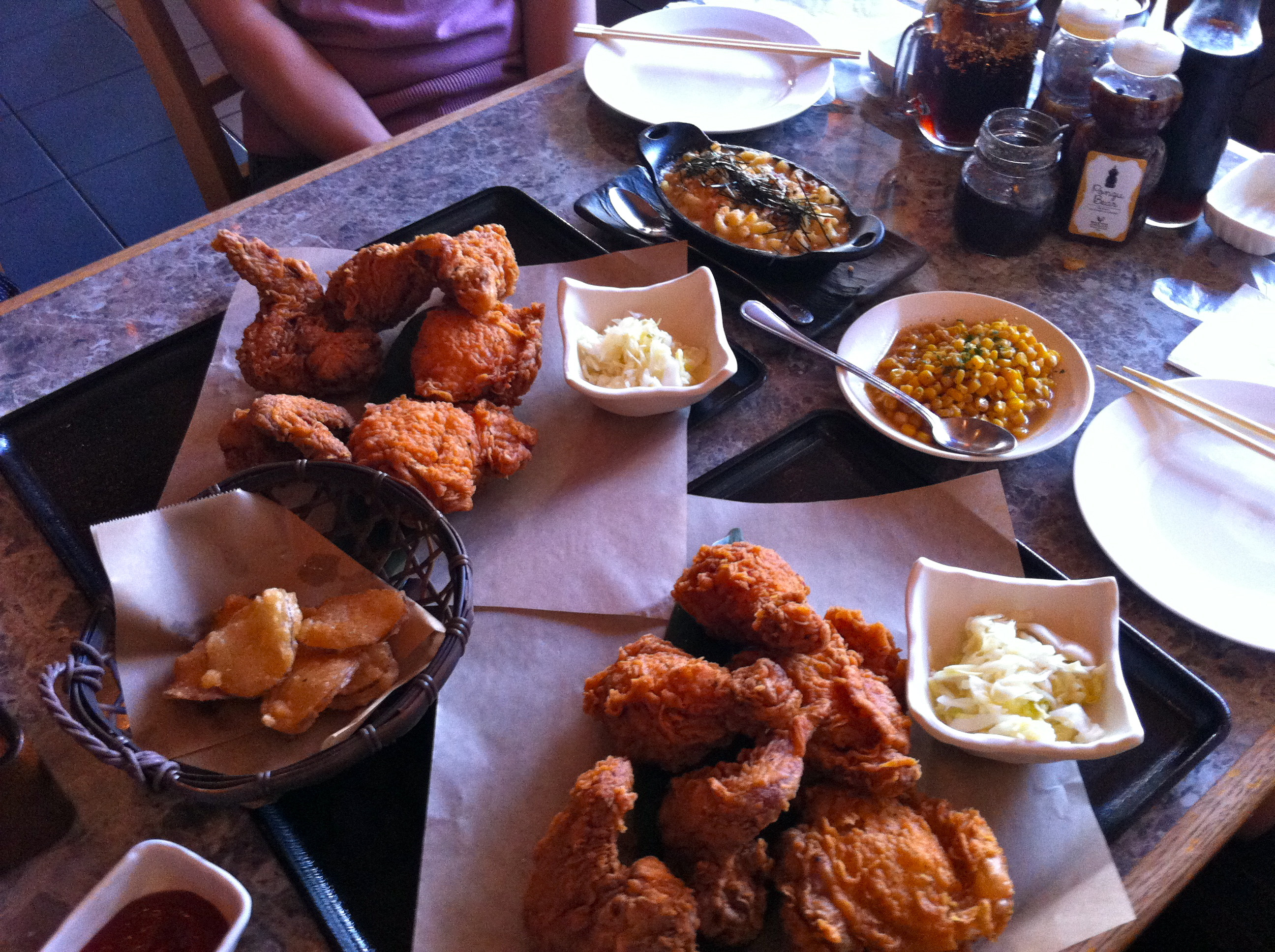 Tokyo Fried Chicken  Tokyo Fried Chicken pany Japanese fort Food Leap In