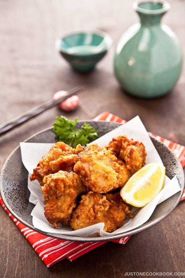 Tokyo Fried Chicken  Karaage Japanese Fried Chicken 唐揚げ • Just e Cookbook