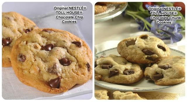 Toll House Cookies Recipe  Random Craving Kris Aquino s Chocolate Chip Cookies