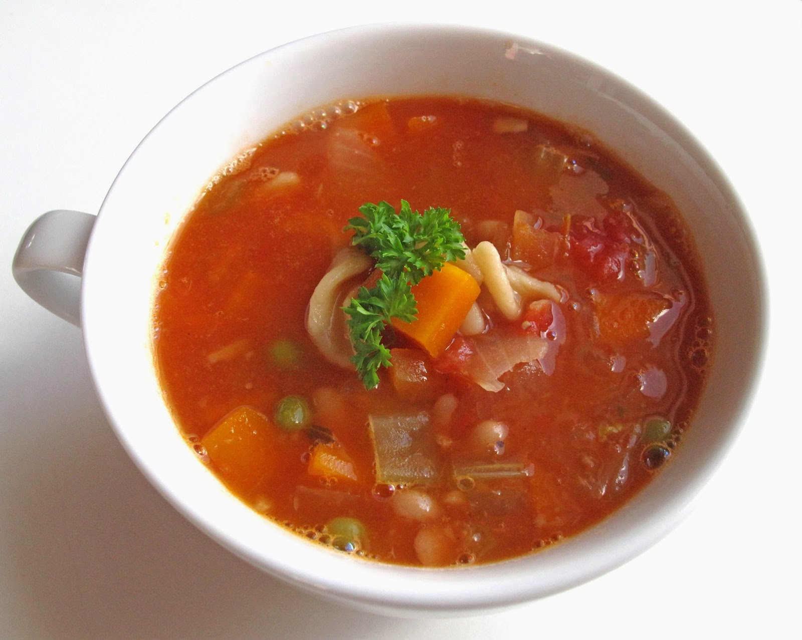 Tomato Based Soups  Foo Fancies A recipe for a super summery soup