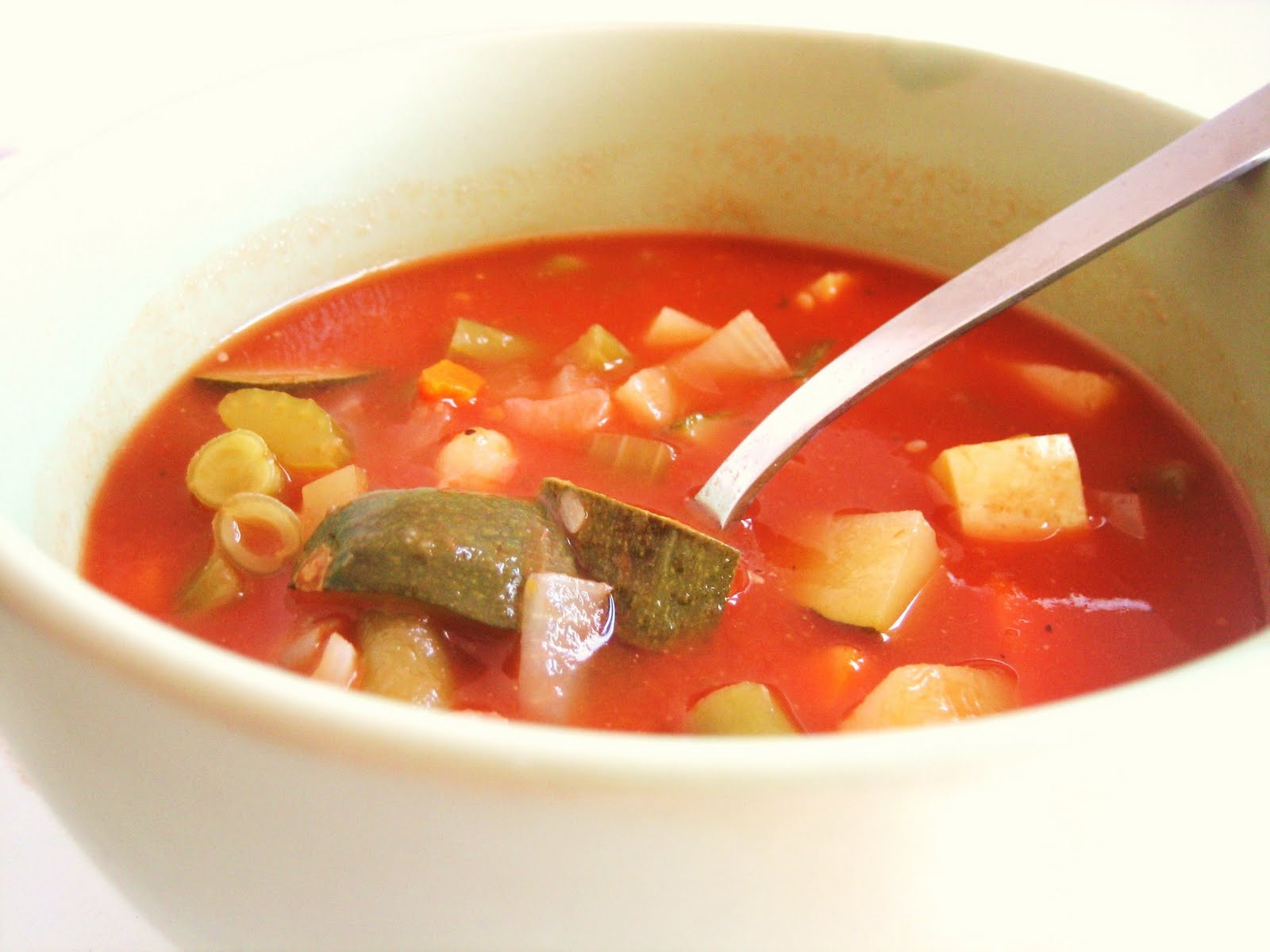 Tomato Based Soups  Follow us