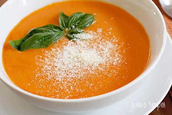 Tomato Bisque Soup  Tomato Bisque