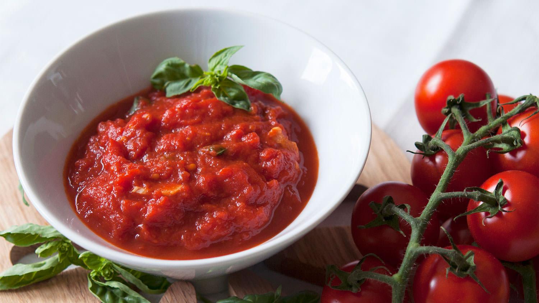 Tomato In Italian  Italian tomato sauce