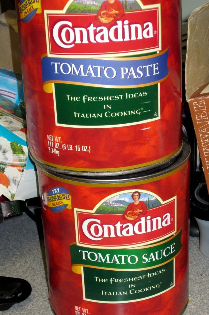 Tomato Paste To Sauce  Homemade Pasta Sauce – in BULK