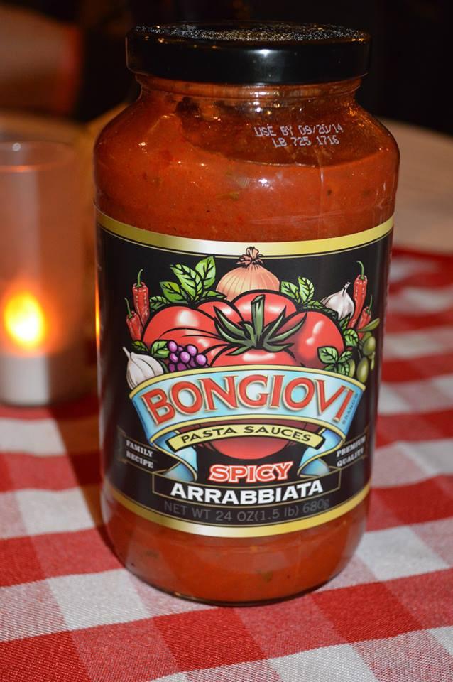 Tomato Sauce Brands  Bongiovi Brand Pasta Sauce ⋆ Jersey Bites