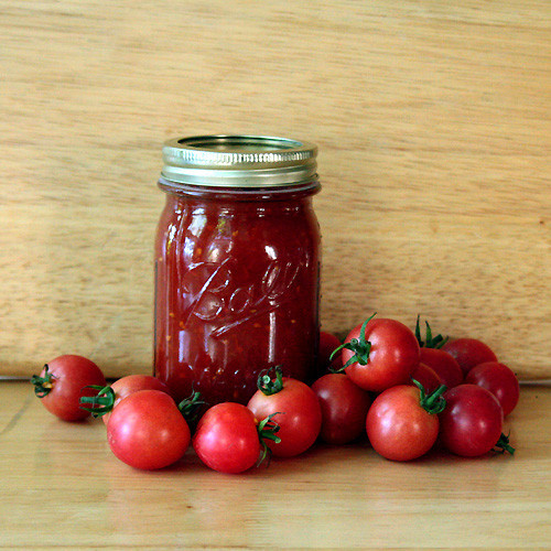 Tomato Sauce Canning Recipe  Foy Update How to Can Tomato Sauce Recipe and Instructions