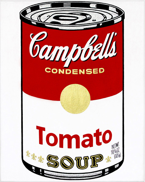 Tomato Soup Can  OMG Bisque