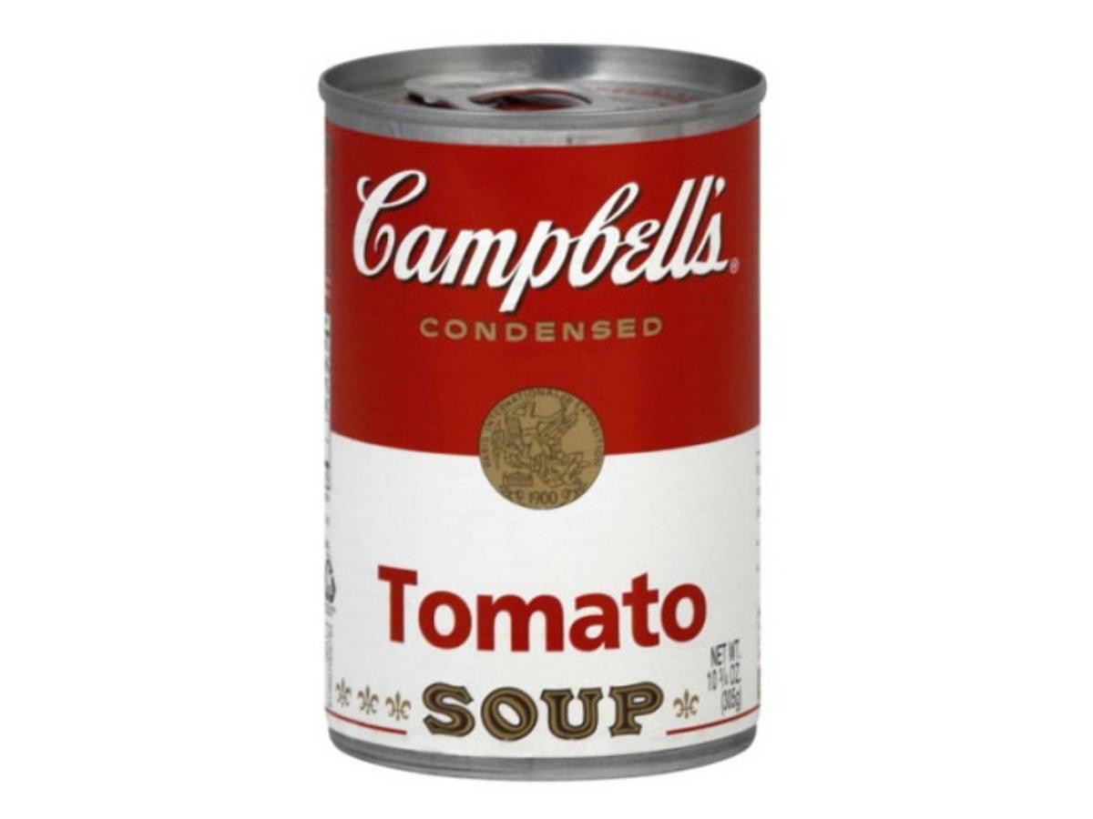 Tomato Soup Can  Tomato soup Nutrition Information Eat This Much