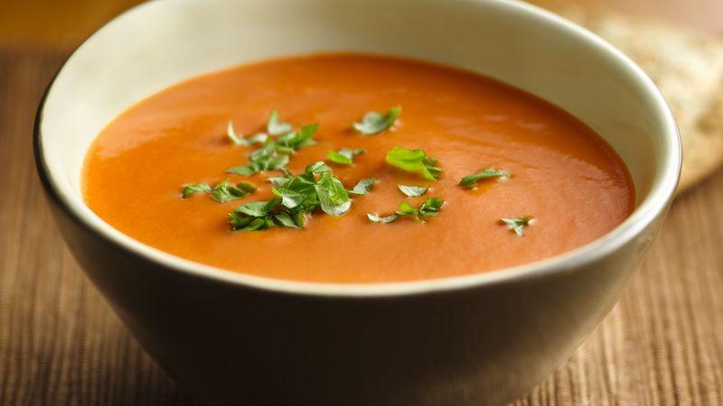 Tomato Soup From Tomato Paste  Creamy Fresh Tomato Soup Recipe Pillsbury